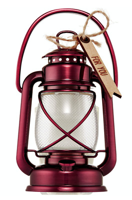 Bath Body Works Large Camping Lantern Nightlight Wallflower Plug In Unit Holder