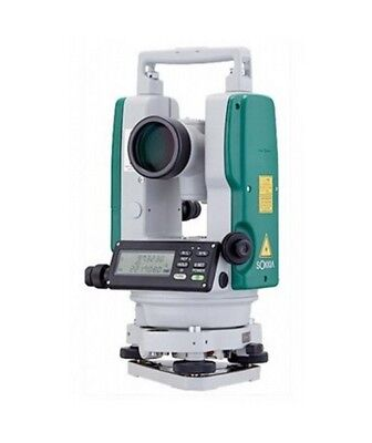 Sokkia DT740 7 Second Dual Display Laser Digital Theodolite 303226121