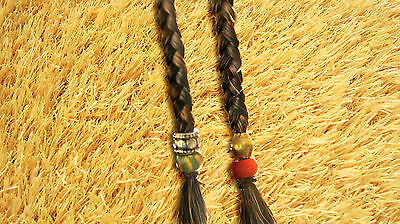 JACK SPARROW BEADS ONLY for BEARD EXTENSIONS CHIN BEADS for Moustache Hair