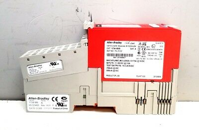 New Allen-Bradley 1734-Ib8S Series A Safety Input Module 2 1734-Rtbs 2 1734-Mb