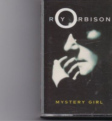 Roy Orbison-Mystery Girl music cassette
