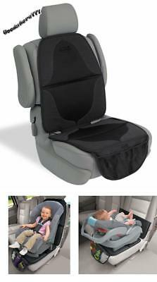 New Arrival Car Seat Protector Deluxe Covers Front Set Deluxe Mat Baby Pad Black