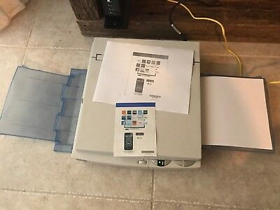 Canon PC 425 Portable Personal Desktop Copier F135000 - TESTED FULLY FUNCTIONAL