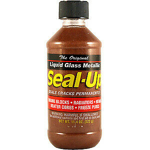 Seal-Up Liquid Glass Metallic Seal-Up 323g