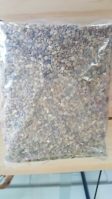 2kg Natural Gravel Substrate Pebbles Water Garden 3-5mm