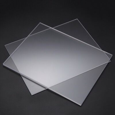 Clear Acrylic Plate For Cutting Dies Replacement Mat Die Cutter Spacer 150x195mm