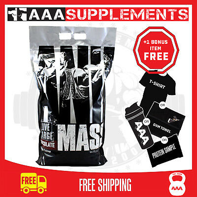 Animal Mass Gainer | 10LBS, 4.6kg Weight Gainer Protein ***PAST BEST BEFORE***