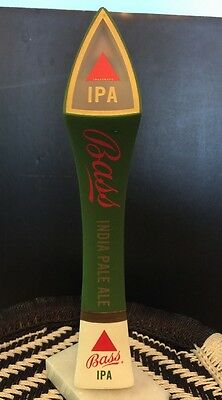 BASS INDIA PALE ALE TAP HANDLE 11 1/2 In Tall (#1)