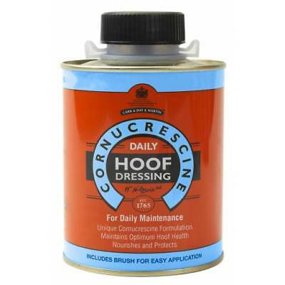 Cdm Cornucrescine Daily Hoof Dress 500Ml Horse And Equestrian
