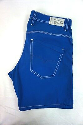 e76781c5b5 NWT Diesel Men's Blue BMBX-Kroobeach Swimwear Swim Trunks Shorts 32