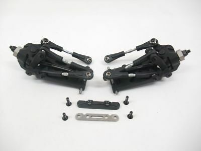 Vaterra Twin Hammers Front Suspension Arms Spindles Caster Block Turnbuckles 1/1