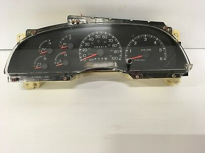 2008 ford f350 instrument cluster problems