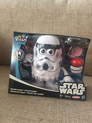 Mr Potato Head Star Wars Stormtrooper Spudtrooper NEW & SEALED