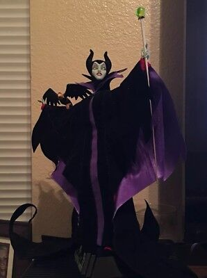Disney Maleficent Barbie Doll 40th Anniversary Sleeping Beauty Limited Edition