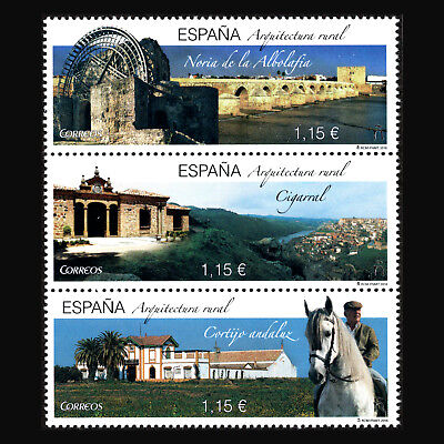 Spain 2016 - Rural Architecture - MNH