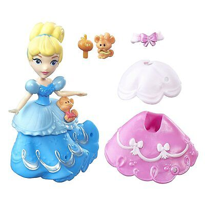 Disney Princess Little Kingdom Fashion Change Cinderella Girls Gift set Toy
