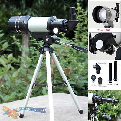 F300 70m Proffessional High-power Astronomical Terrestrial Refractive Telescope