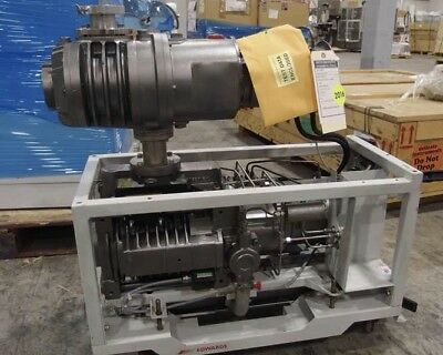 BOC Edwards QDP80/QMB250 Vacuum Pump with Booster pump - Refurbished