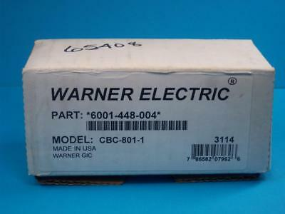 Warner Electric CBC 801 1 Clutch Brake Control Relay New warner electric cbc 801 1 clutch brake control relay $100 00 cbc 801 1 wiring diagram at bakdesigns.co