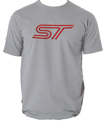 Ford Focus St T Shirt Christmas Gift 100% Premium Cotton Six Colours