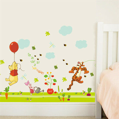 wandtattoo wandsticker 3d winnie pooh tigger wandaufkleber. Black Bedroom Furniture Sets. Home Design Ideas