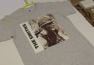 The Smiths t shirt MEAT IS MURDER morrissey fruit of loom adults kids size large