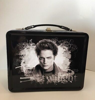 RARE NECA SIN CITY METAL LUNCH BOX WITH MATCHING METAL THERMOS NLA OOP NEW L@@K!