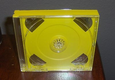 CD Double Jewel Case Lot of 10 Fatboy NEW Can Be Used as 3 or 4 CD Holders DVD