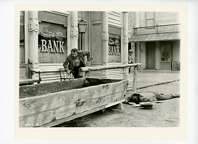 GUNFIGHT AT COMANCHE CREEK Original Movie Still 8x10 Audie Murphy 1963 3182