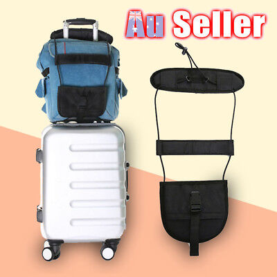 Travel Luggage Suitcase Adjustable Tape Belt Add A Bag Strap Tie Carry On Bungee