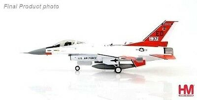 F-16 'Fighting Falcon' Edwards [AFB] Die-cast Hobbymaster 1/72 Scale Fighter Jet