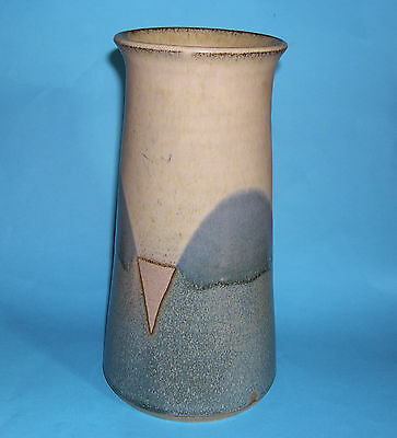Studio Pottery - Large Attractive Vase Unmarked ( Possibly Graham Peter Glynn? )