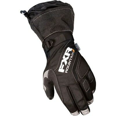 FXR Racing Attack Lite Gauntlet Mens Cold Sled Winter Sports Snowmobile Gloves