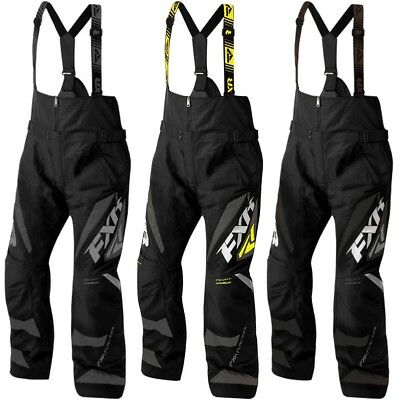 FXR Racing S18 Adrenaline Insulated Mens Sled Winter Skiing Snowmobile Pants