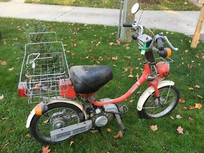 Vintage Yamaha Scooter