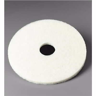 3M Thick White Super Polish Pad 4100 16""