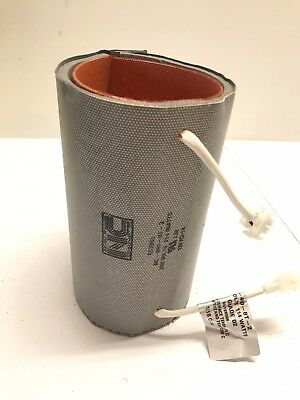 """NOR-CAL Heater Jacket ISO100 8"""" WIDE STRIP PN: HC-400-8T-2"""