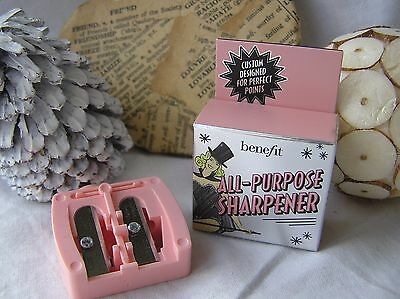 Benefit -  All Purpose Sharpener -  Brand New & Boxed