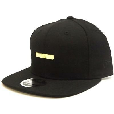 New New Era 950 OF Gold Bar Snapback LA Dodgers - Black