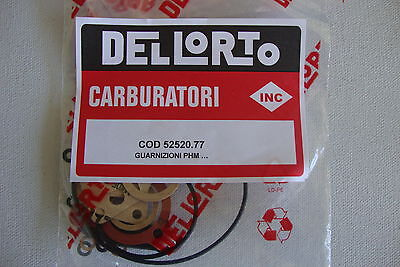 Ducati Bevel 750 S/gt/860 Gt Dellorto 36 Mm Repair Kit  Phm A/b/n/v/m