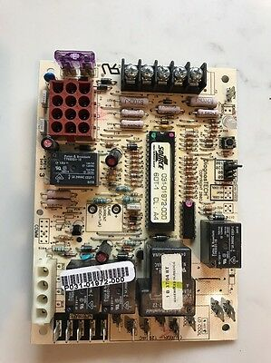 York Luxaire Coleman Furnace Control Circuit Board 331 01972 000 wiring york diagram yze03611c conventional fire alarm wiring  at bakdesigns.co
