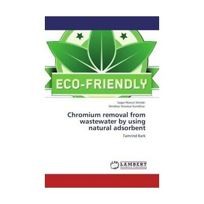 Chromium removal from wastewater by using natural adsorbent Shinde, Sagar Maru..