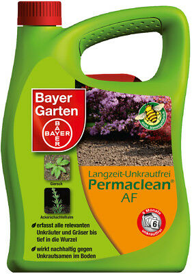 Bayer Garden Long-Term Weed-Free PermaClean AF, 2,7 Litre