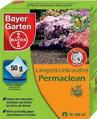 Bayer Garden Long-Term Weed-Free Permaclean, 500 g