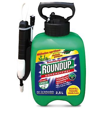 Scotts RoundUp Speed Pressure Sprayer, 2,5 Litre