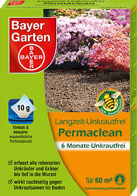 Bayer Garden Long-Term Weed-Free Permaclean, 60 g