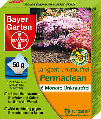 Bayer Garden Long-Term Weed-Free Permaclean, 0.55lbs