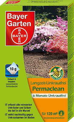 Bayer Garden Long-Term Weed-Free Permaclean, 120 g