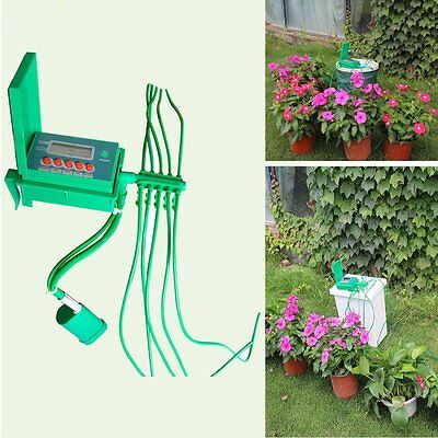 2016 Automatic Micro Home Drip Irrigation System Sprinkler with Smart Controller