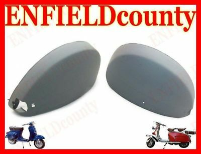 Brand New Vespa Scooter Remanufactured Side Panel Set Px Pe Models @aud